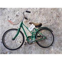 Vintage Childrens Bicycle