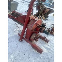 HAMMER MILL, BELT DRIVEN, EXTRA SEIVES, LOOKS COMPLETE