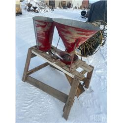 SEED TREATER ON STAND