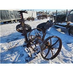 Sickle mower Frost & Wood #10A