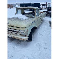 1960 -61? Ford Truck F100 Unibody