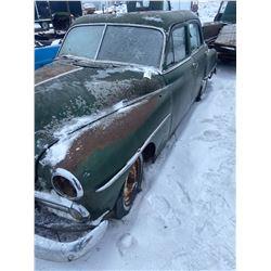 1949-50? Dodge 4 Door Car