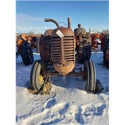 Massey Rear Steel Wheel tractor no 96056