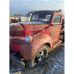 1940 Dodge Cab and Chassis