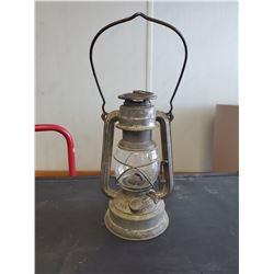 Feurhand baby no.276 lantern made in Germany w/glass