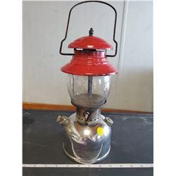 Red top Coleman lantern 5/1953 sunshine of the night