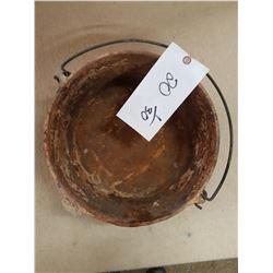 Cast Pot