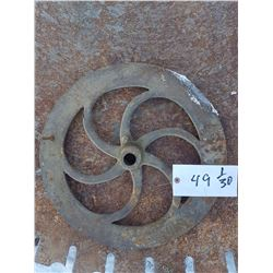 Well Pulley & Wheel