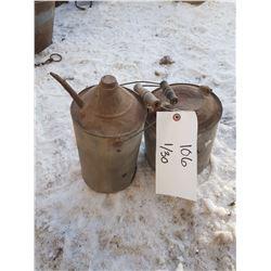 Oil Pails
