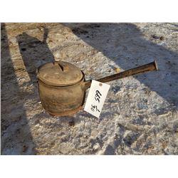 No 10 Pint Cast Pot