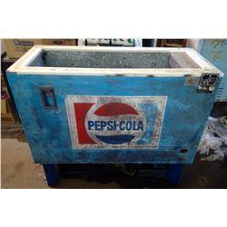 "Pepsi Chest Cooler - 43""l x 20""w x 36""h"
