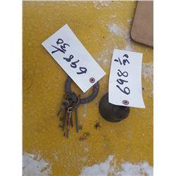 Skeleton Keys & Bell