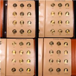 ***Auction Highlight*** Complete Sacagawea Dollar Book 2000-2015 48 coins (fc)
