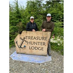 Saltwater Fishing Trip for Two, donated by Kurt Whitehead/Trina Nation of Treasure Hunter Lodge