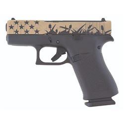 Glock 43X 9mm Pistol (AGI)