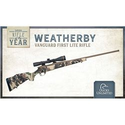 Weatherby Vanguard First Lite 2020 Rifle of the Year