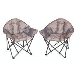 2 Piece Club Chair Set