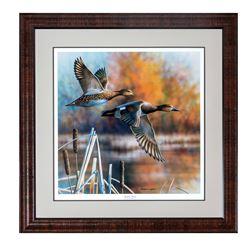 """Autumn Pond"" by Richard Clifton"