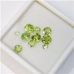 PERIDOT 2-5MM(3CT)
