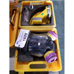 SPECIAL PRECISION LASER LG2 WITH CASE
