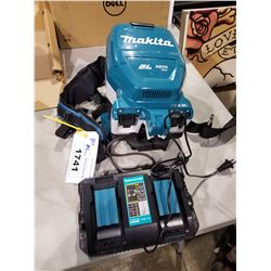 MAKITA 36V BACKPACK VACUUM NO BATTERIES OR CHARGER INCLUDED