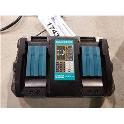 DUAL CHARGER FOR MAKITA 18V BATTERIES