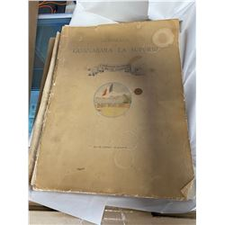 COLLECTABLE BOOK TITLED HOMAGEGUANABARA LA SUPERBE