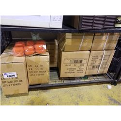 BOXES OF FRESH IMPRESSION SCRUBBERS