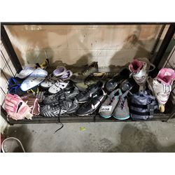 ASSORTED MEN & WOMENS SHOES