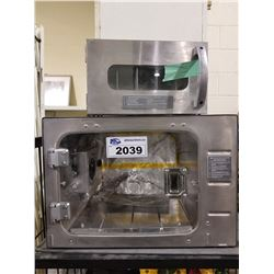 FORCED AIR CONVECTION OVEN & REHYDRATION STATION (SET DEC ITEMS)