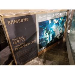 "SAMSUNG 49"" 4K HD SMART TV MODEL UN49RU8000F"