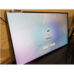 "SAMSUNG 43"" THE FRAME TV MODEL QV43LS03RAFXZC (NO REMOTE)"
