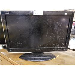 "SHARP 32"" LIQUID CRYSTAL TV MODEL LC-32D43U (NO POWER CORD/NO REMOTE)"