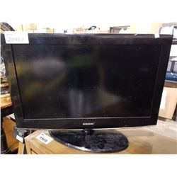 "SAMSUNG 32"" HDTV MODEL LN32A450C1D (NO POWER CORD/NO REMOTE)"
