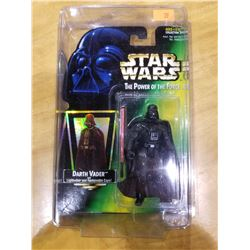 STAR WARS THE POWER OF THE FORCE DARTH VADER FIGURE