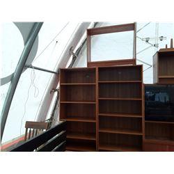 105 - 2 High Shelf Units