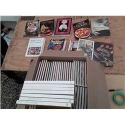 135 - Large Box of Cook Books