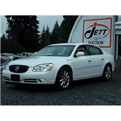 D3 --  2006 BUICK LUCERNE CXS , White , 191581  KM's