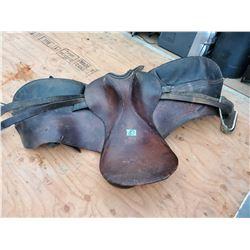 160 - Horse Saddle