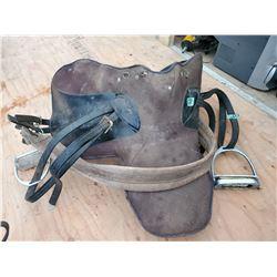 161 - Horse Saddle
