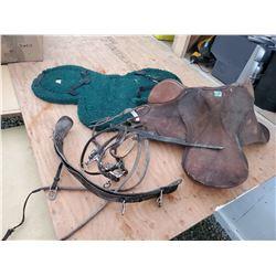 162 - Horse Saddle