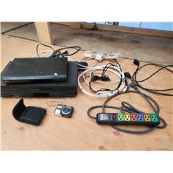 170 - Box of Electronics