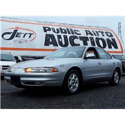 A12 --  2002 OLDSMOBILE  INTRIGUE GL , Silver , 224641  KM's