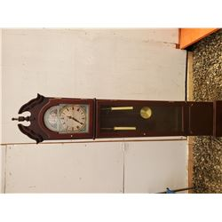 195-Grandfather Style Clock