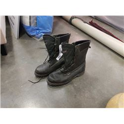 LEATHER PROSPECTOR BOOTS - THINSULATE/GORETEX AND CAN MINK OIL