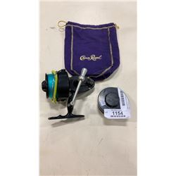 MITCHELL 303 SALT WATER SPINNING REEL W/ EXTRA SPOOL