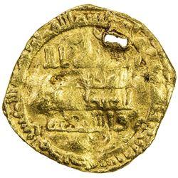 ABBASID: al-Muktafi, 902-908, AV dinar (2.21g), al-Masisa, AH291. Fa