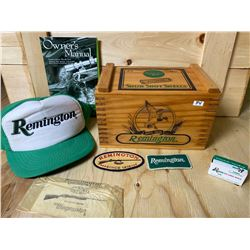 LOT OF REMINGTON COLLECTIBLES