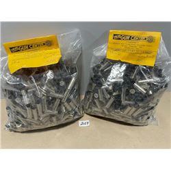 1000 X .38 SPL NICKEL CASINGS - ONCE FIRED