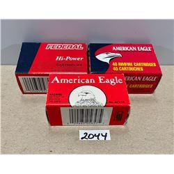 130 X AMERICAN EAGLE .22 LR